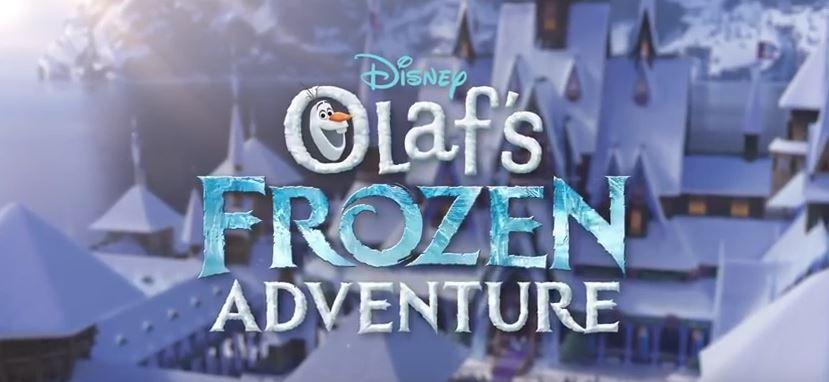 New Lyric Video from Disney\'s \'Olaf\'s Frozen Adventure\' Christmas ...