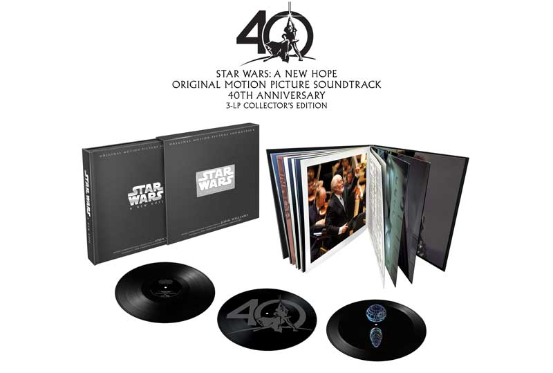 Star Wars Vinyl LP Set