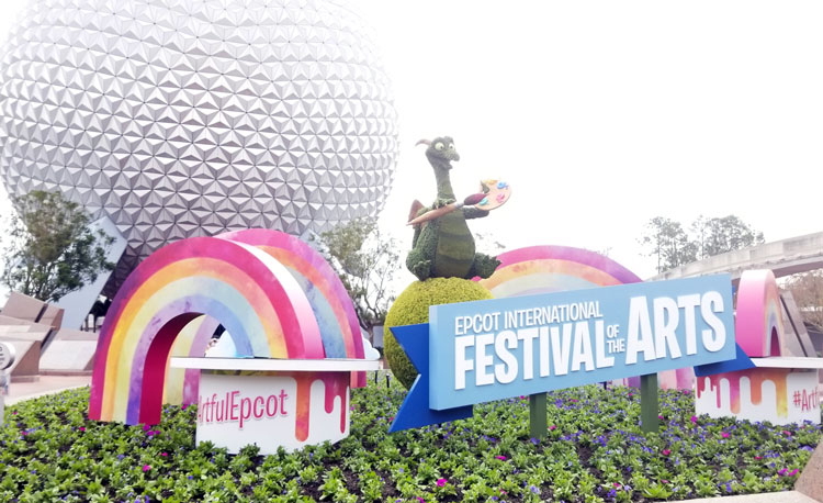 Epcot Festival Of The Arts 2020.2020 Dates Revealed For Epcot Festival Of The Arts The