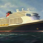 New Disney Cruise Line ship design