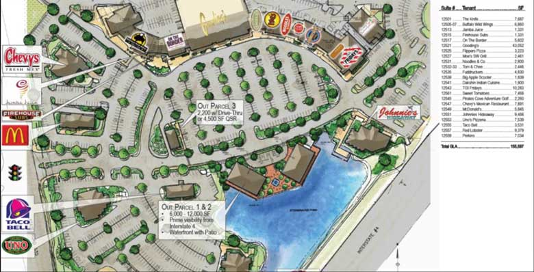 Disney World adjacent shopping center Crossroads gets 18 month life-extension