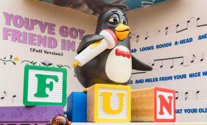 Toy Story Land Wheezy Penguin The Disney Blog