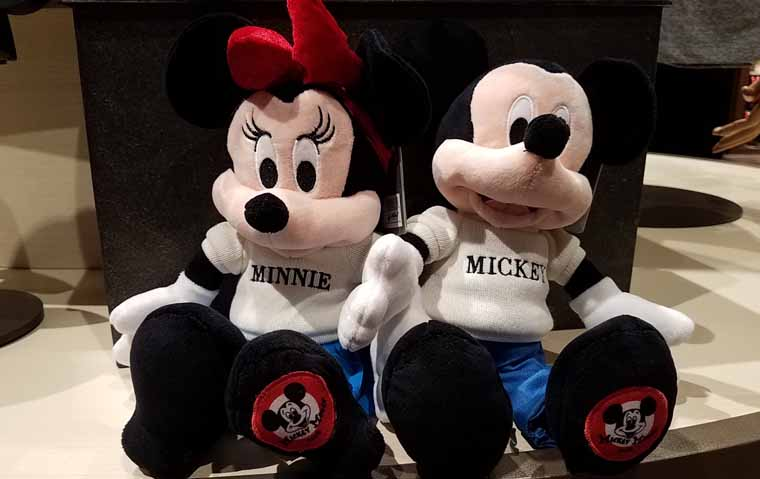 Mickey Mouse Club Merchandise Debuts At World Of Disney Store In