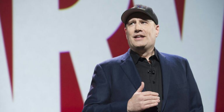 Kevin Feige at 2015 D23 Expo