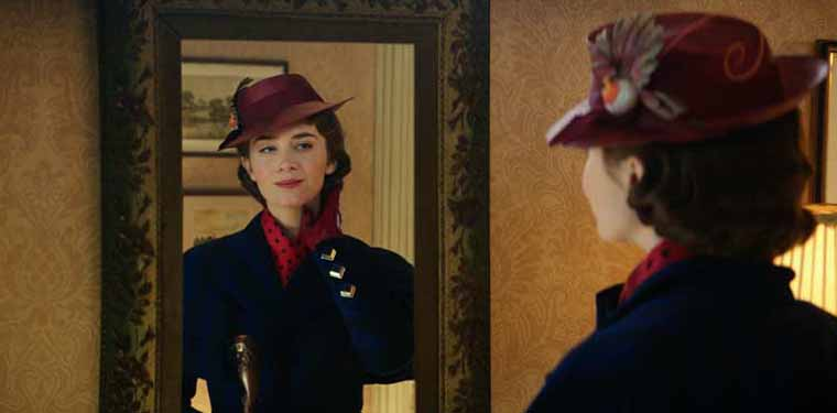 Mary Poppins Returns -- Emily Blunt