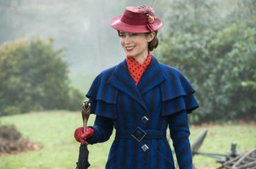 Emily Blunt is Mary Poppins