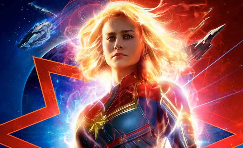 With the arrival of Captain Marvel the future of Marvel Studios' is female.