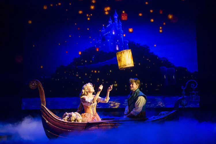 Inside Quot Tangled The Musical Quot The Disney Blog
