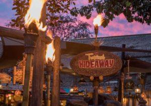 Tropical Hideaway at Disneyland Park