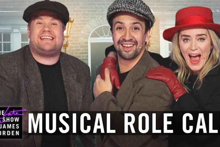 James Corden - 22 Musicals