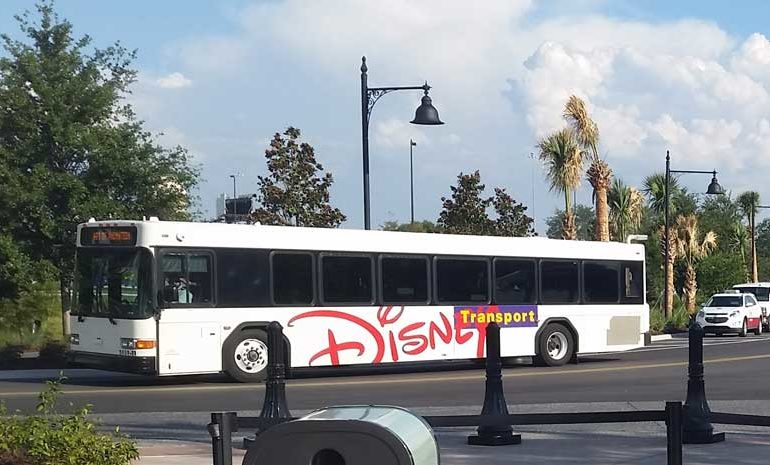 WDW Transportation Bus
