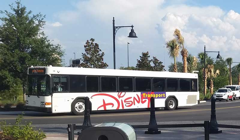 Wdw Transportation Bus Two Disney Buses Crash At Epcot Toll Booth Sending Guests