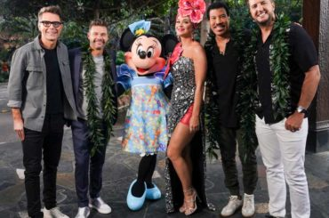 American Idol Aulani