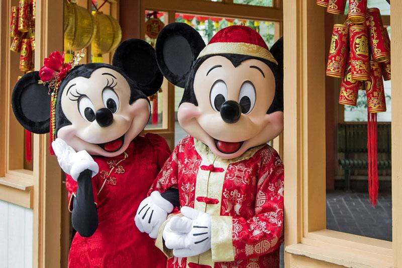 Disney California Adventure celebrating Lunar New Year ...