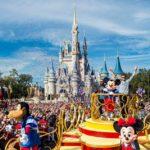 Magic Kingdom Victory Parade Super Bowl LIII
