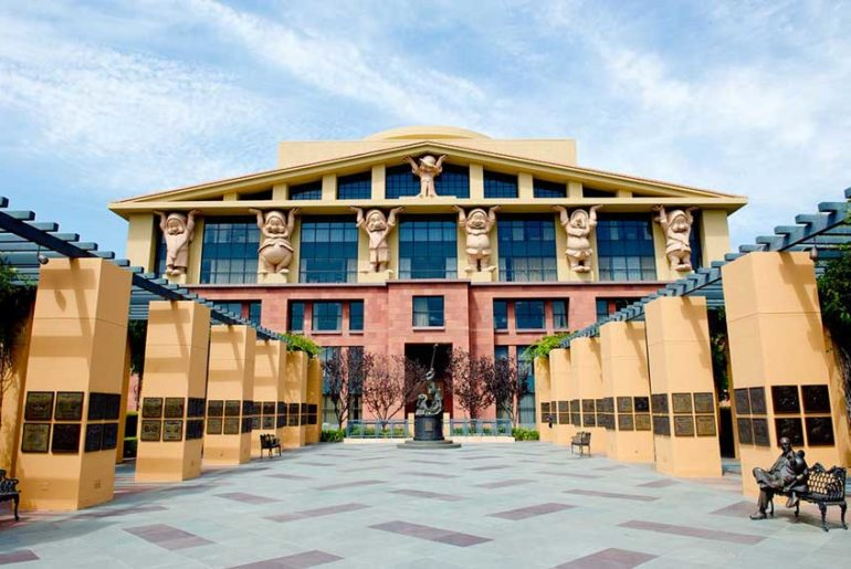 Walt Disney Co.'s Burbank HQ