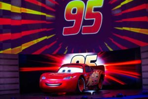 Lightning McQueen's Racing Academy at Disney's Hollywood Stu