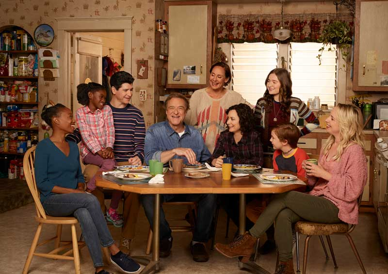 ABC Renews 'Roseanne' spin-off 'The Conners' for a Second Season | The Disney Blog