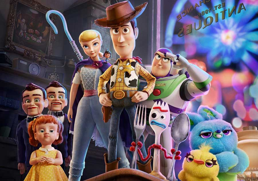 Pixar shares beautiful new Toy Story 4 Trailer and Poster