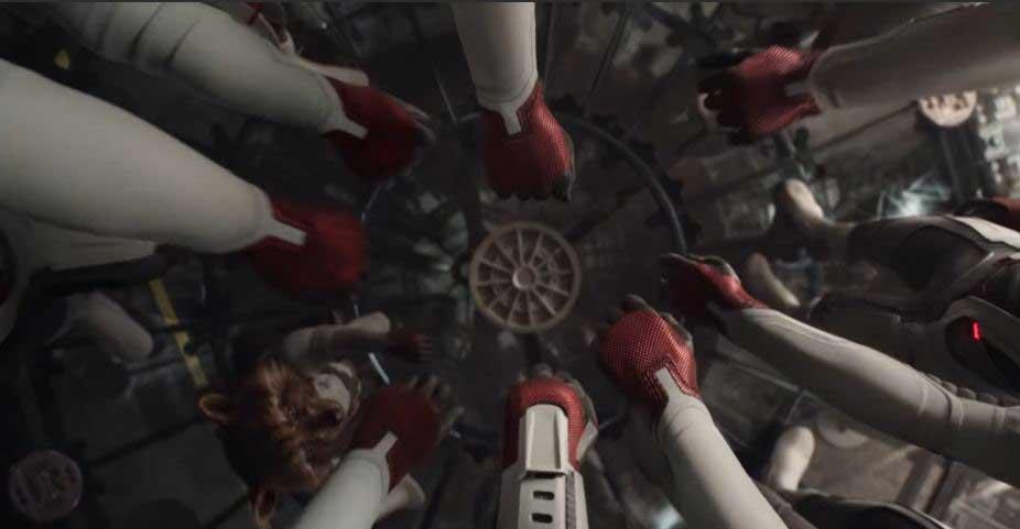 Avengers Endgame Pinterest: Marvel Studios' Avengers: Endgame Trailer Walks Path To