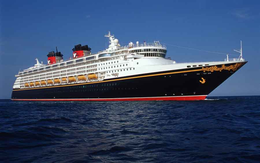 Sail on a tropical Disney Cruise adventure out of Texas for holiday fun
