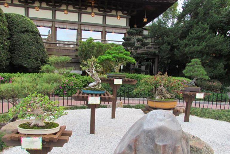 Japan Pavilion at Epcot