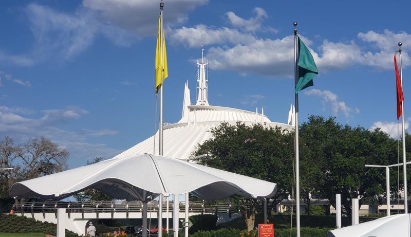 Reconfigured Tomorrowland Speedway Ride-Through | The Disney Blog