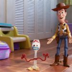 Pixar Toy Story 4 - Forky and Woody