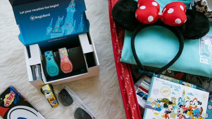 New Character And Attraction MagicBand Options For Disney
