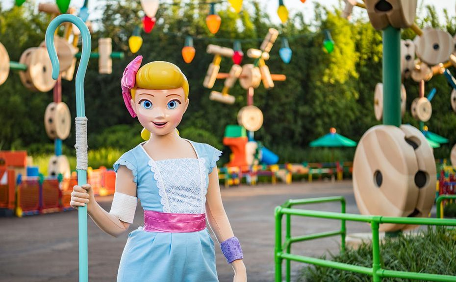 Pixar Toy Story 4 Bo Peep