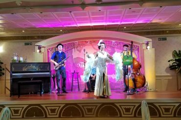 Tiana's Place on Disney Wonder - Disney Cruise Line
