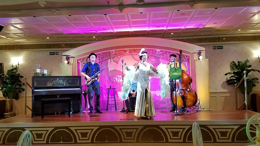 Disney Wonder Enhancements Expand The Princess And The Frog Theme