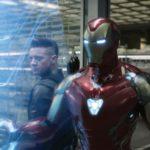 Iron Man, Hawkeye