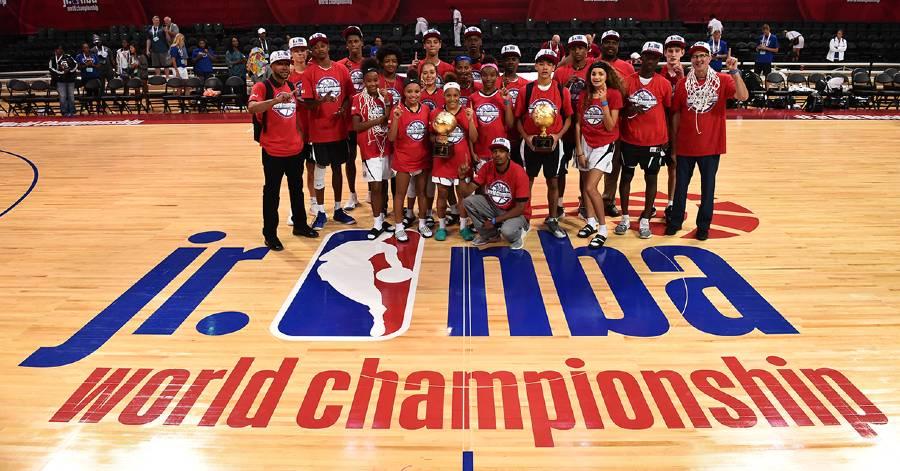 Jr NBA 2018 Champions
