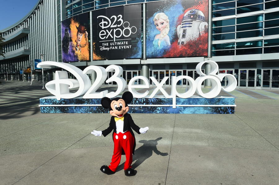 D23 Expo to live stream select sessions each day for remote Disney fans | The Disney Blog