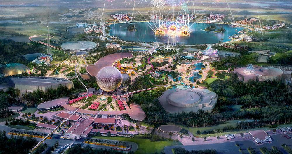21 things we see in the new concept art for Epcot's Future World transformation | The Disney Blog