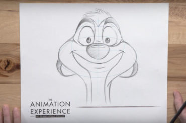 Timon - learn to draw tutorial