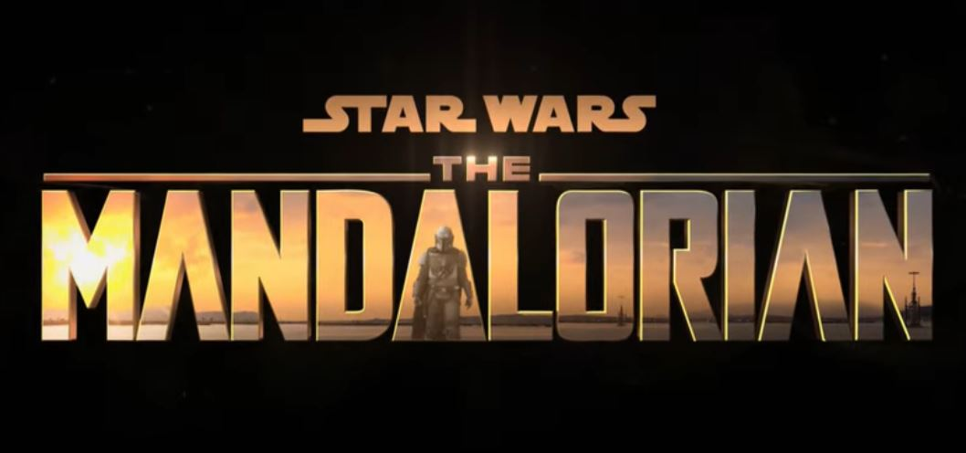 The Mandalorian Star Wars Logo The Disney Blog