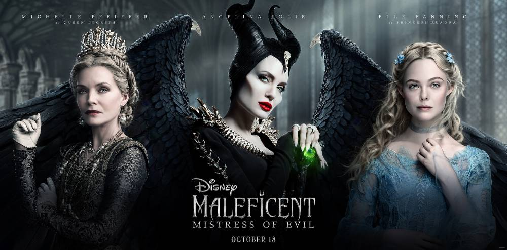 Disney S Maleficent Mistress Of Evil Character Descriptions