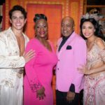 Aladdin on Broadway with Peabo Byson and Regina Belle