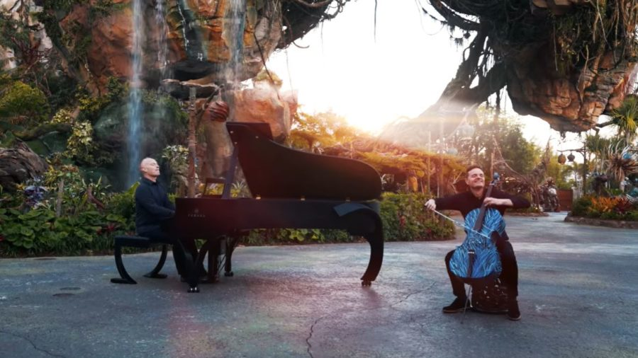 The Piano Guys in Avatar