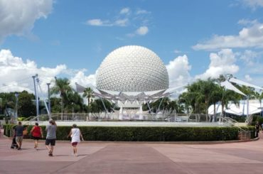 Epcot future world