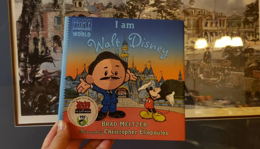 'I am Walt Disney' is the perfect book to introduce Walt to a new generation | The Disney Blog