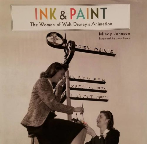 Ink & Paint book cover