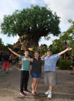 The Disney Blog Family