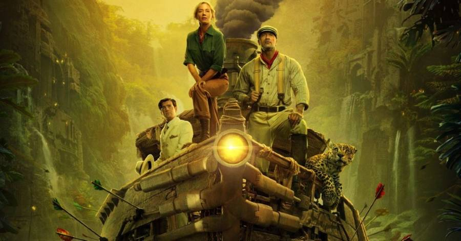 Jungle Cruise Trailer has all the jokes and the adventure! | The Disney Blog
