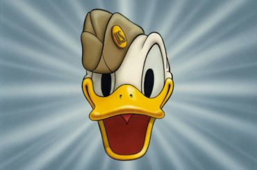 donald duck world war ii key image