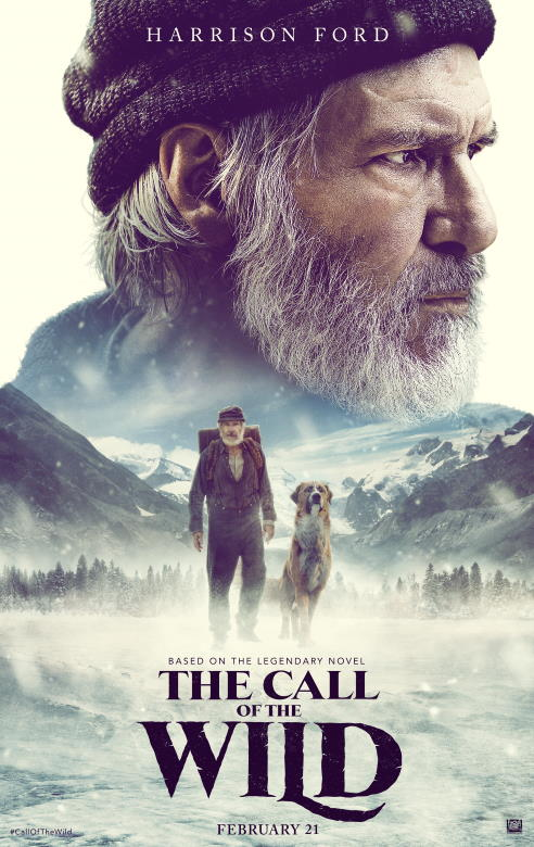 The Call of the Wild movie trailer and poster