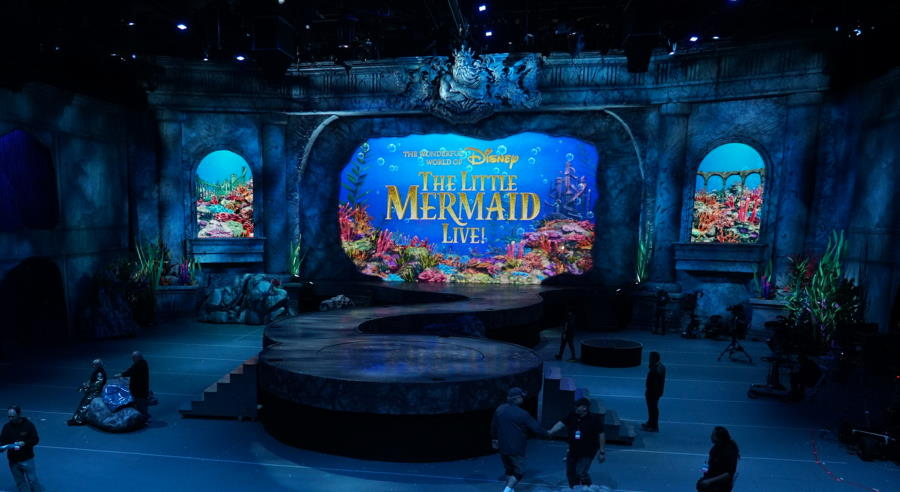 Auli'i Cravalho Will Do Aerials On 'The Little Mermaid Live!' Tonight!