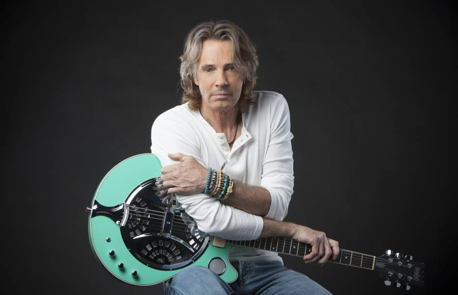Rick Springfield performing at this year's Garden Rocks Concert Series at EPCOT